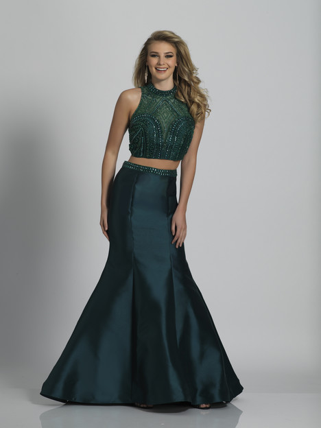 6124 gown from the 2018 Dave & Johnny Special Occasions collection, as seen on dressfinder.ca