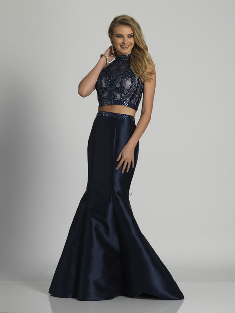 6125 gown from the 2018 Dave & Johnny Special Occasions collection, as seen on dressfinder.ca