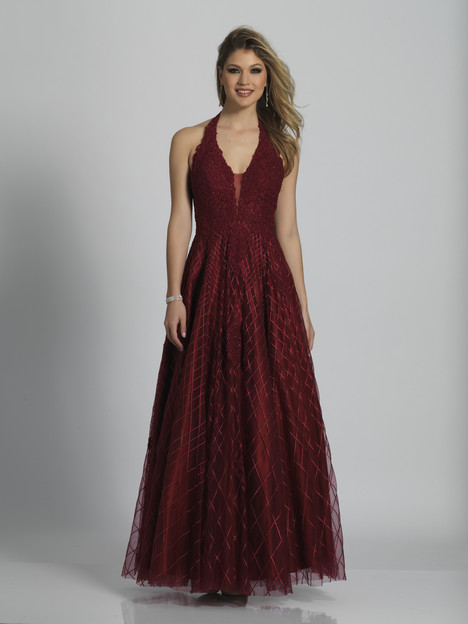 6129 gown from the 2018 Dave & Johnny Special Occasions collection, as seen on dressfinder.ca