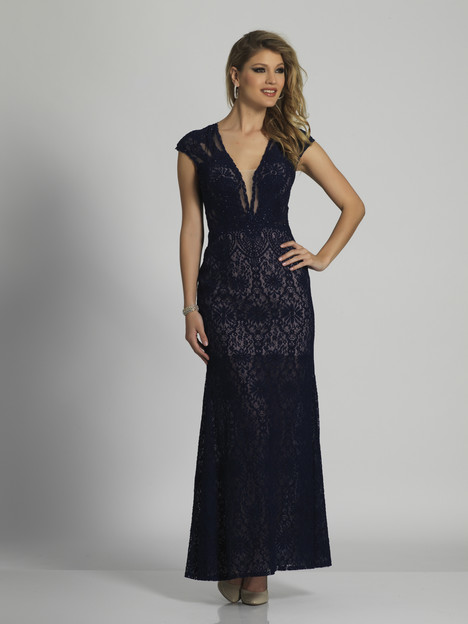 6130 gown from the 2018 Dave & Johnny Special Occasions collection, as seen on dressfinder.ca
