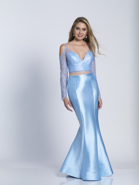 6145 Prom dress by Dave & Johnny Special Occasions