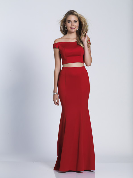 6153 gown from the 2018 Dave & Johnny Special Occasions collection, as seen on dressfinder.ca