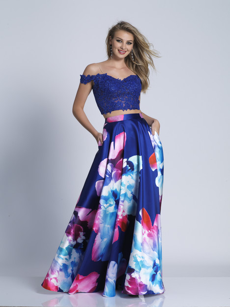 6157 gown from the 2018 Dave & Johnny Special Occasions collection, as seen on dressfinder.ca