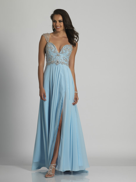 6183 Prom dress by Dave & Johnny Special Occasions