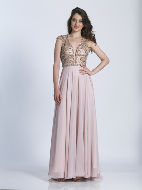 6184 gown from the 2018 Dave & Johnny Special Occasions collection, as seen on dressfinder.ca