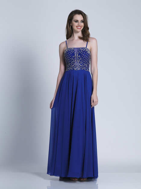 6193 gown from the 2018 Dave & Johnny Special Occasions collection, as seen on dressfinder.ca