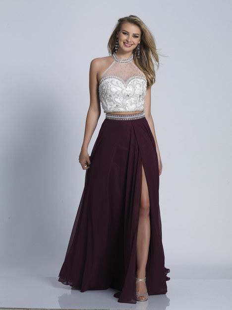 6242 gown from the 2018 Dave & Johnny Special Occasions collection, as seen on dressfinder.ca