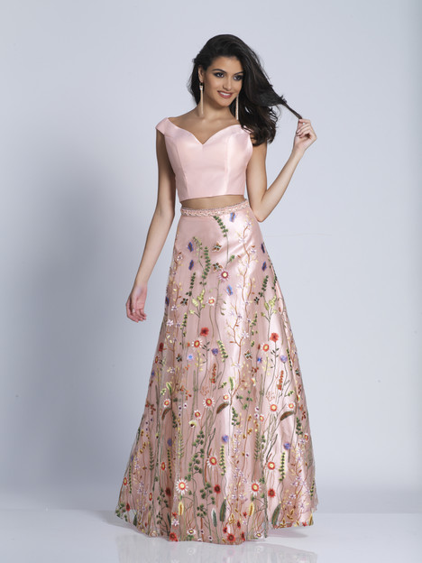 6257 gown from the 2018 Dave & Johnny Special Occasions collection, as seen on dressfinder.ca