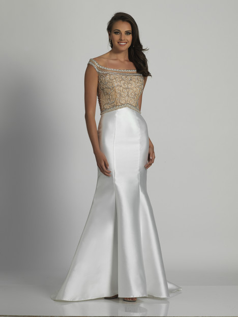 6277 gown from the 2018 Dave & Johnny Special Occasions collection, as seen on dressfinder.ca