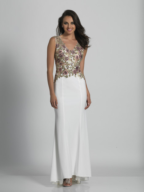 6355 gown from the 2018 Dave & Johnny Special Occasions collection, as seen on dressfinder.ca