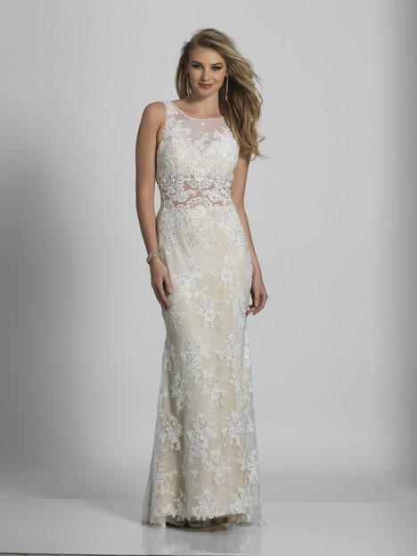 6366 gown from the 2018 Dave & Johnny Special Occasions collection, as seen on dressfinder.ca