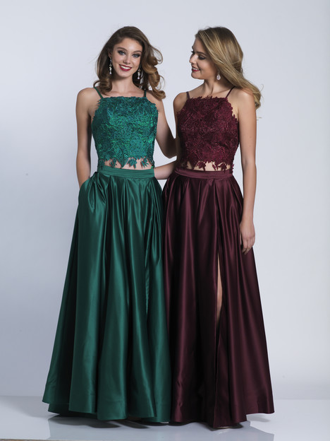 6394 (2) gown from the 2018 Dave & Johnny Special Occasions collection, as seen on dressfinder.ca