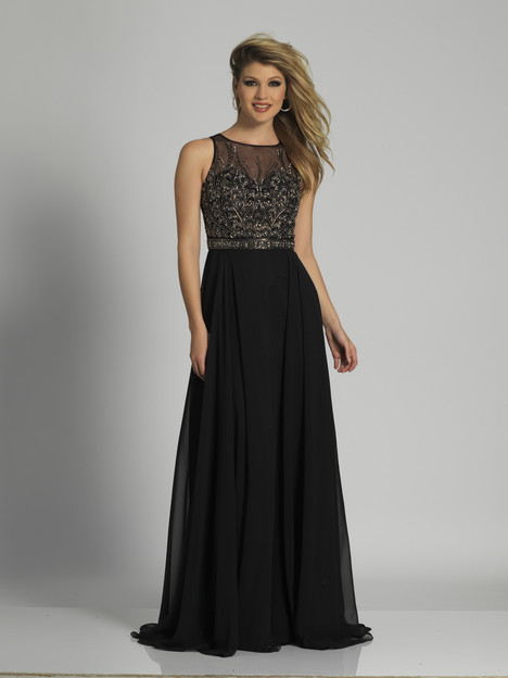 6411 gown from the 2018 Dave & Johnny Special Occasions collection, as seen on dressfinder.ca