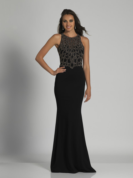 6412 gown from the 2018 Dave & Johnny Special Occasions collection, as seen on dressfinder.ca