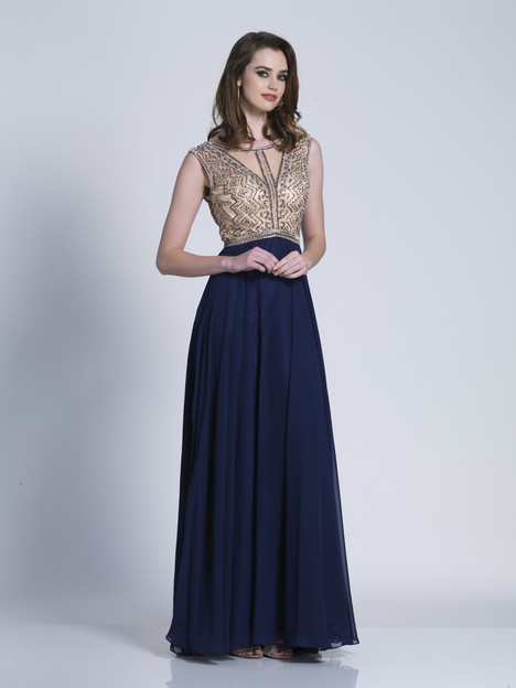 6429 gown from the 2018 Dave & Johnny Special Occasions collection, as seen on dressfinder.ca
