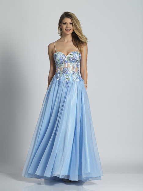 6496 gown from the 2018 Dave & Johnny Special Occasions collection, as seen on dressfinder.ca