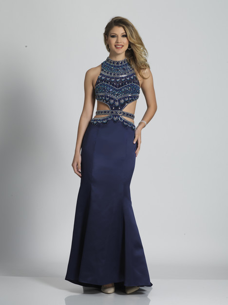6512 gown from the 2018 Dave & Johnny Special Occasions collection, as seen on dressfinder.ca