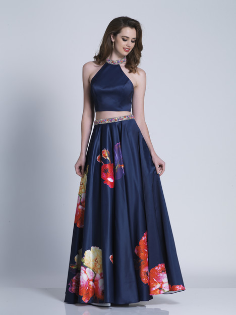 6541 gown from the 2018 Dave & Johnny Special Occasions collection, as seen on dressfinder.ca