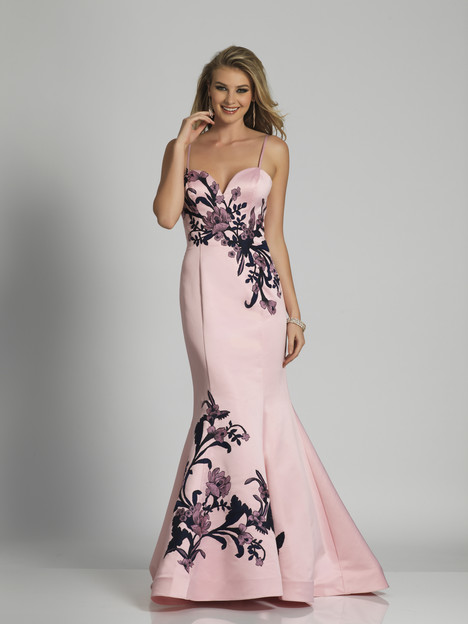 6556 gown from the 2018 Dave & Johnny Special Occasions collection, as seen on dressfinder.ca