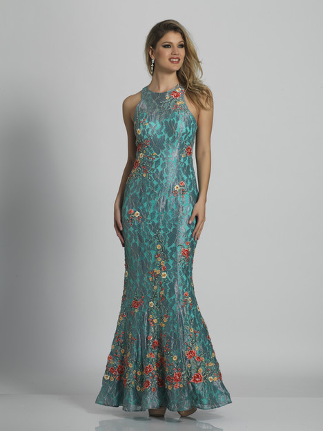 6567 Prom dress by Dave & Johnny Special Occasions
