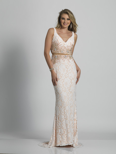 6569 gown from the 2018 Dave & Johnny Special Occasions collection, as seen on dressfinder.ca