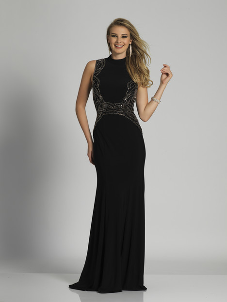 6605 gown from the 2018 Dave & Johnny Special Occasions collection, as seen on dressfinder.ca
