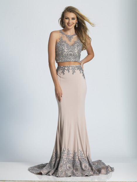 A4415 gown from the 2018 Dave & Johnny Special Occasions collection, as seen on dressfinder.ca