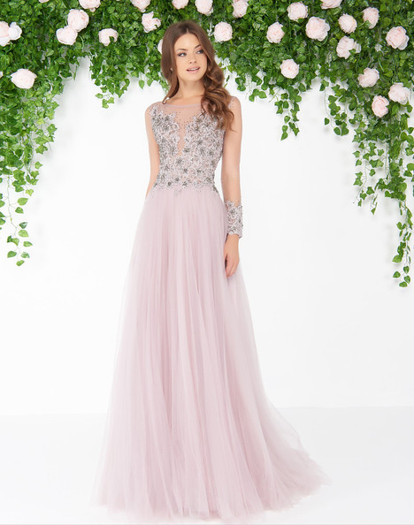 20076D (Dusty Rose) Prom                                             dress by Mac Duggal : Couture