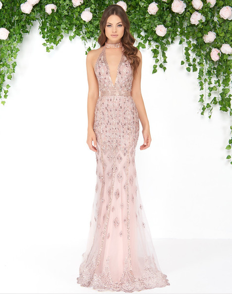 50455D (Rose Gold) gown from the 2018 Mac Duggal : Couture collection, as seen on dressfinder.ca