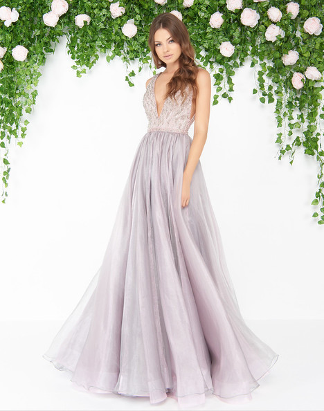 62932D (Smoky Quartz) gown from the 2018 Mac Duggal : Couture collection, as seen on dressfinder.ca