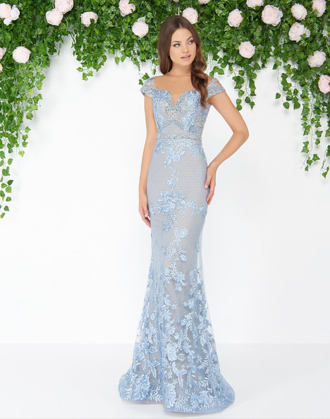 79182D (Powder Blue) Prom                                             dress by Mac Duggal : Couture