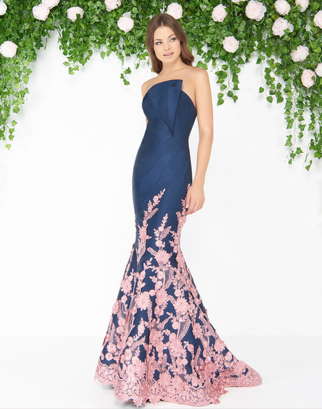 80761D (Midnight Rose) Prom                                             dress by Mac Duggal : Couture