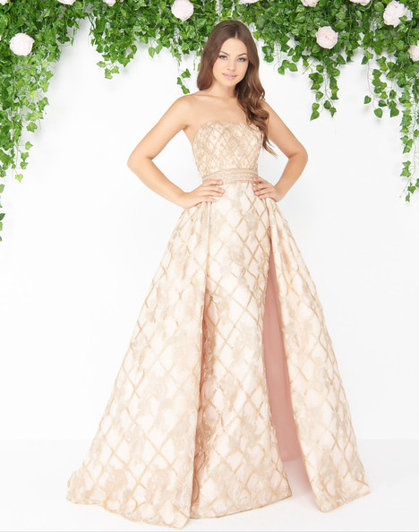 80796D (Pearl Blush) Prom                                             dress by Mac Duggal : Couture