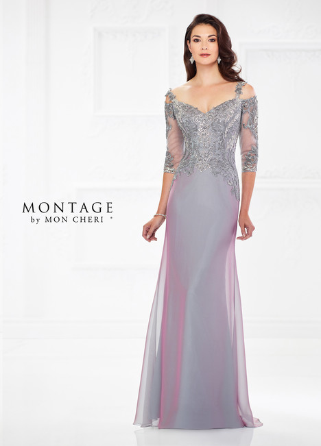 118974 (Purple Haze) Mother of the Bride                              dress by Montage by Mon Cheri