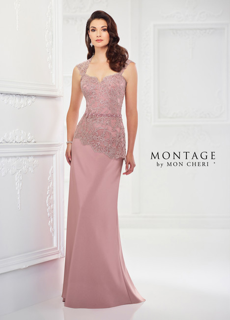 118979 (Rose) Mother of the Bride                              dress by Montage by Mon Cheri