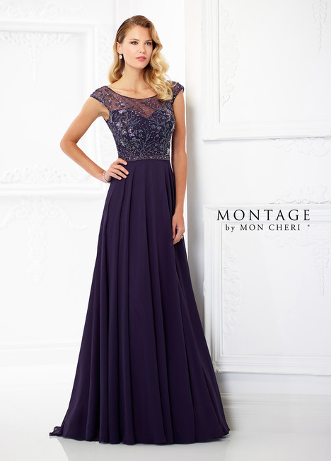 118981 Mother of the Bride                              dress by Montage by Mon Cheri