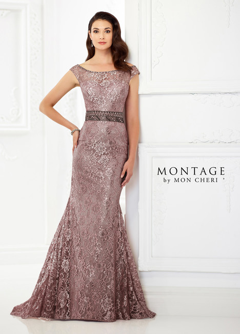 118982 (Copper) Mother of the Bride                              dress by Montage by Mon Cheri