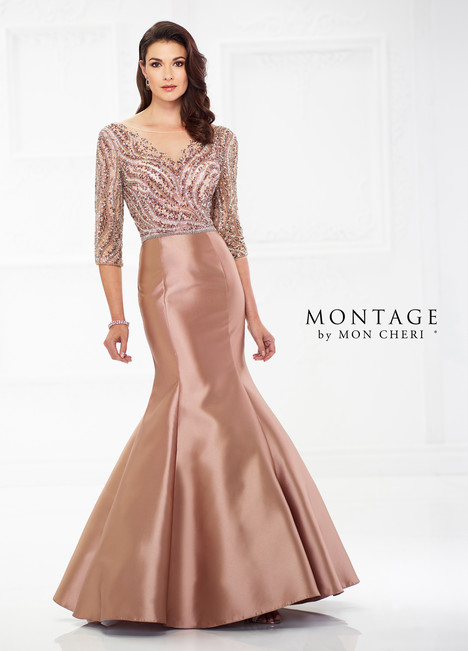 118988 (Bronze) Mother of the Bride                              dress by Montage by Mon Cheri