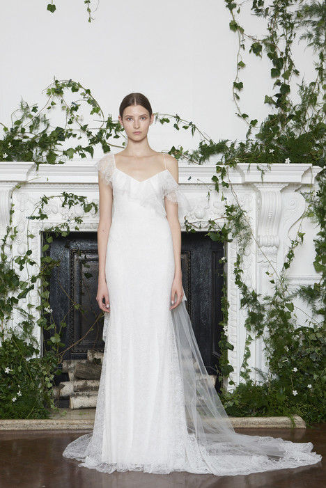 Maude Wedding                                          dress by Monique Lhuillier