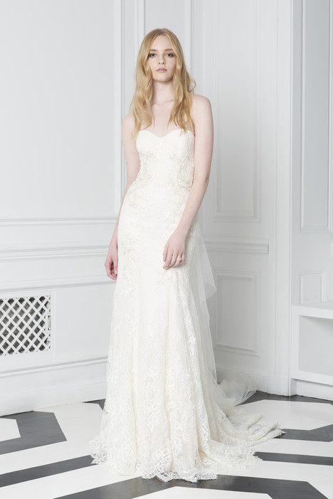 BL18201 Wedding                                          dress by Monique Lhuillier: Bliss