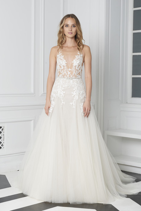 BL18208 Wedding                                          dress by Monique Lhuillier: Bliss