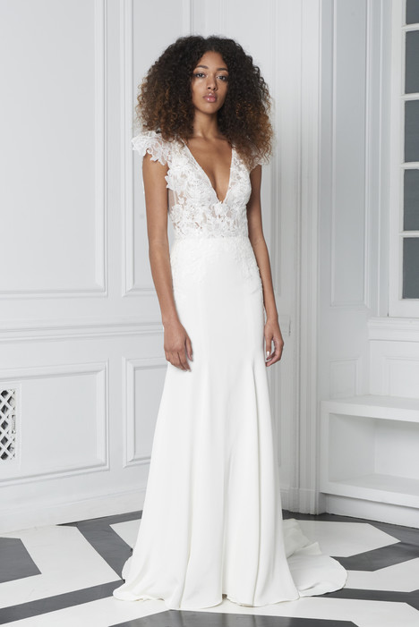 BL18217 Wedding                                          dress by Monique Lhuillier: Bliss