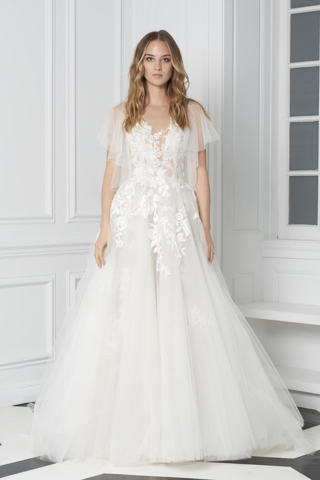 BL18210 Wedding                                          dress by Monique Lhuillier: Bliss