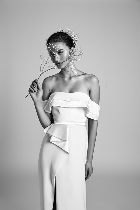 Cherry Wedding                                          dress by Alon Livne : White