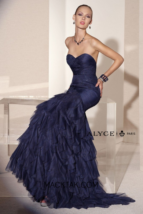5661 Mother of the Bride dress by Alyce Paris: JDL Collection