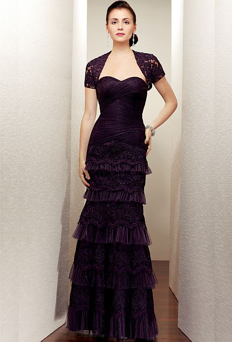 29556 gown from the 2015 Alyce Paris: JDL Collection collection, as seen on dressfinder.ca