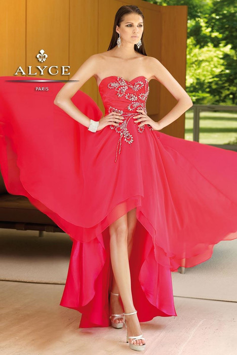 6088 Prom                                             dress by Alyce Paris: Semi Formal