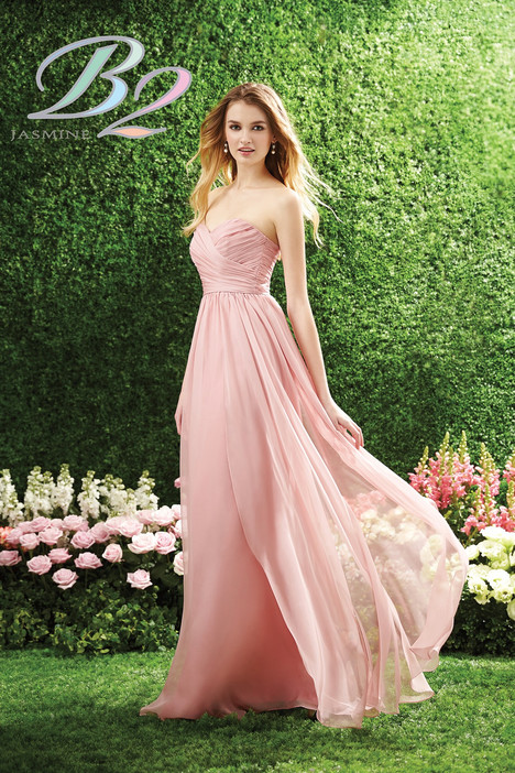Style B153072 gown from the 2013 Jasmine: B2 collection, as seen on dressfinder.ca