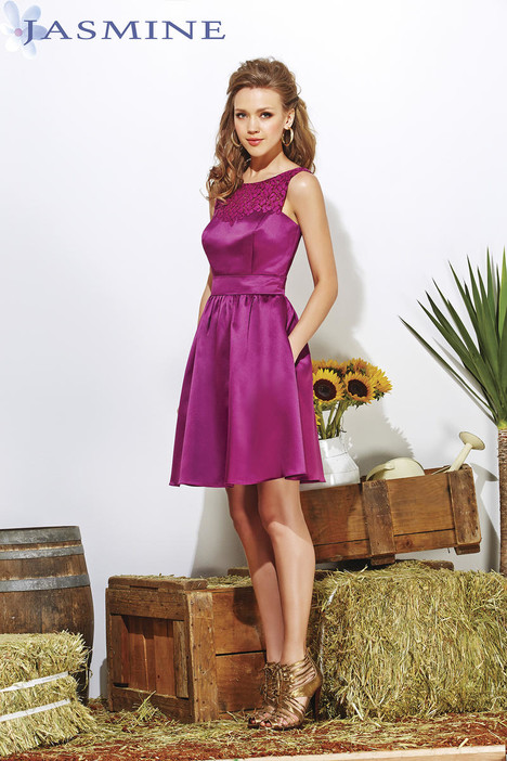 P166013K Bridesmaids dress by Jasmine Bridesmaids