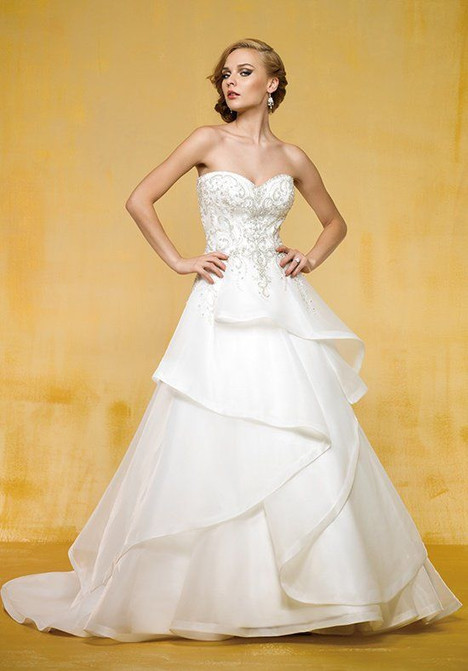 T162012 Wedding dress by Jasmine Couture